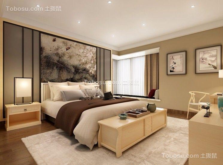 三利云锦180平米四居室欧式风格装修效果图