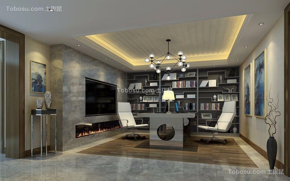 地下室彩色地砖美式风格装饰设计图片