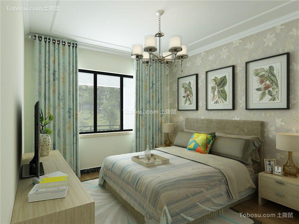 现代简约风格220平米别墅新房装修效果图