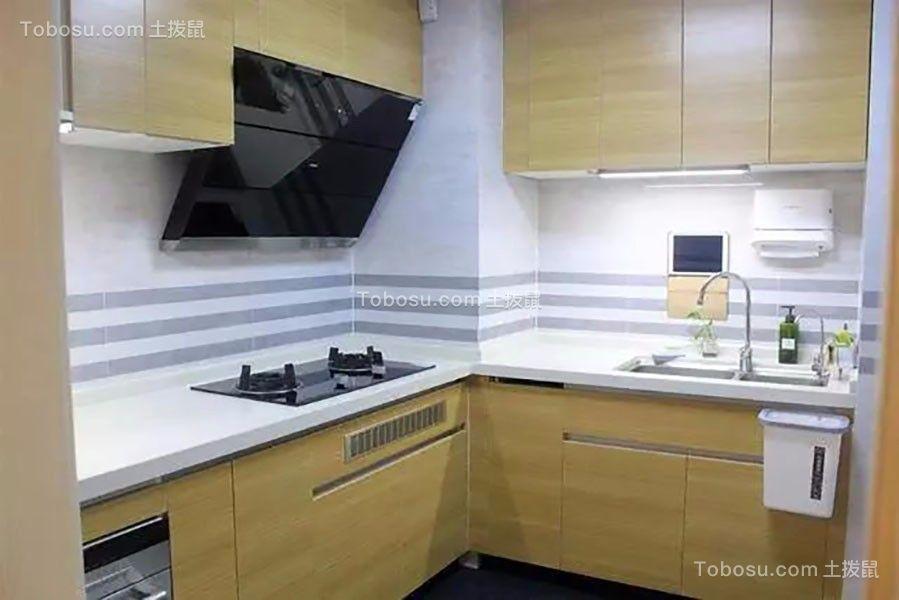 现代简约风格45平米小户型新房装修效果图
