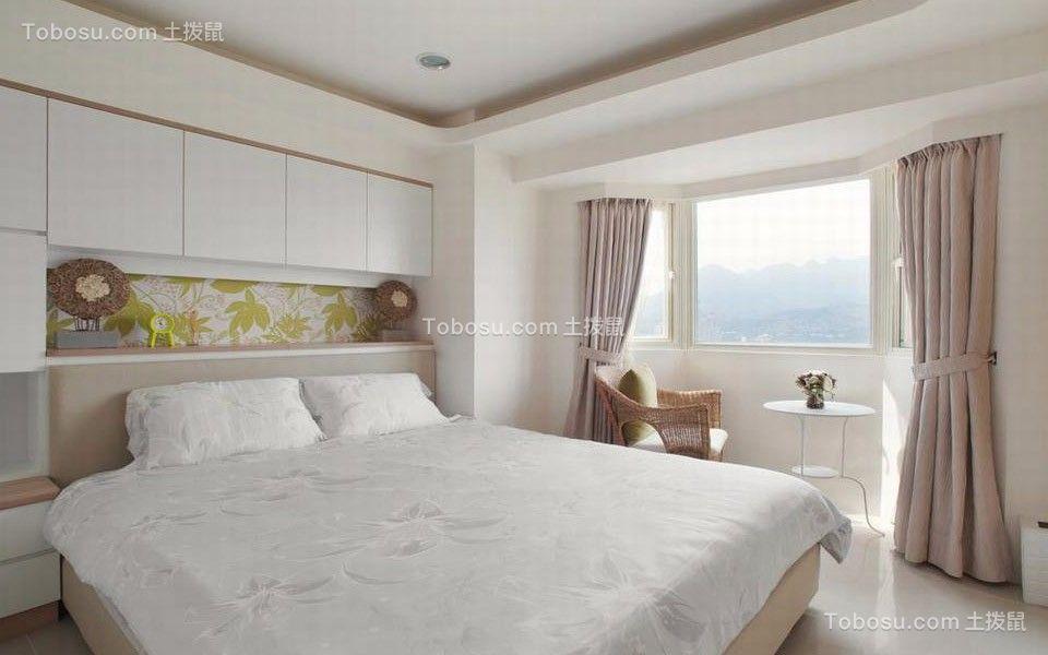 重庆长安锦尚城74平米北欧风格效果图