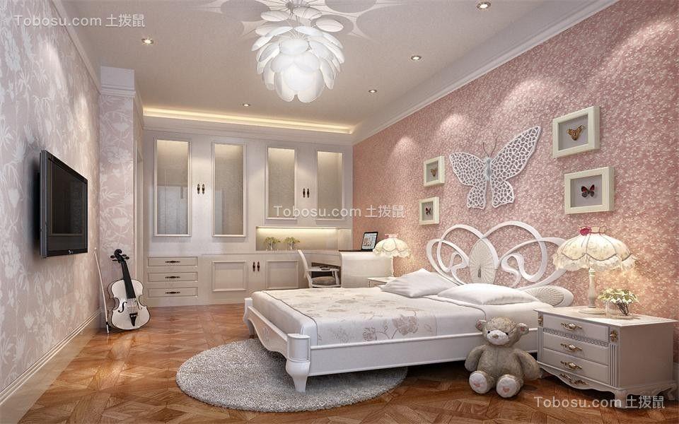 欧式风格180平米四室两厅新房装修效果图