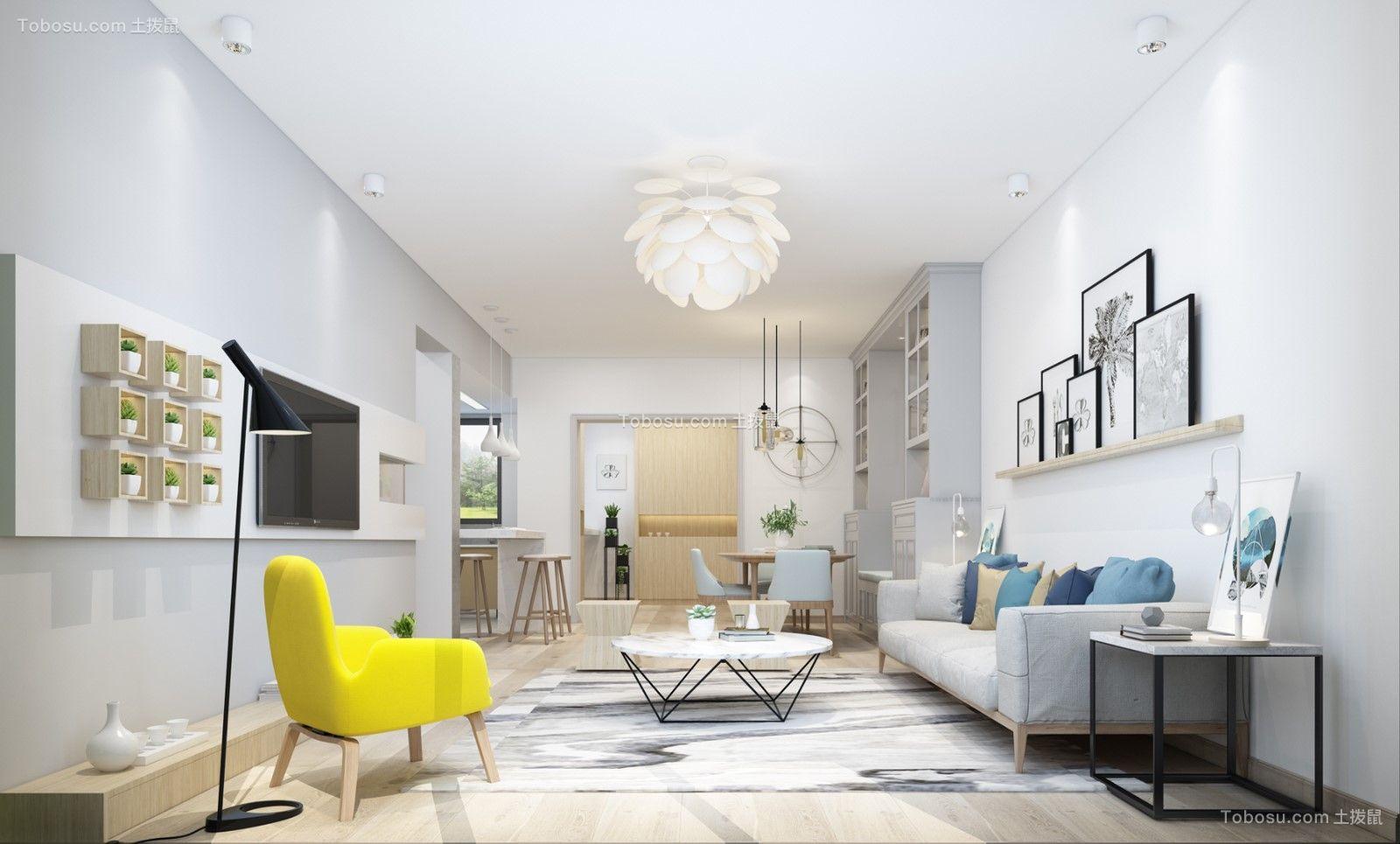 2019现代简约110平米装修设计2019现代简约四居室装修图怎么绘制气路图图片