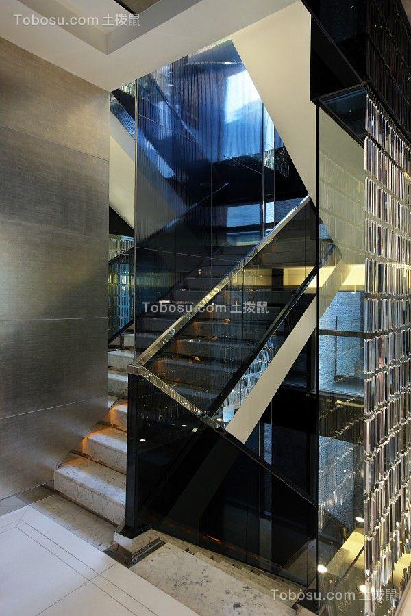 2018现代客厅装修设计 2018现代楼梯装修设计