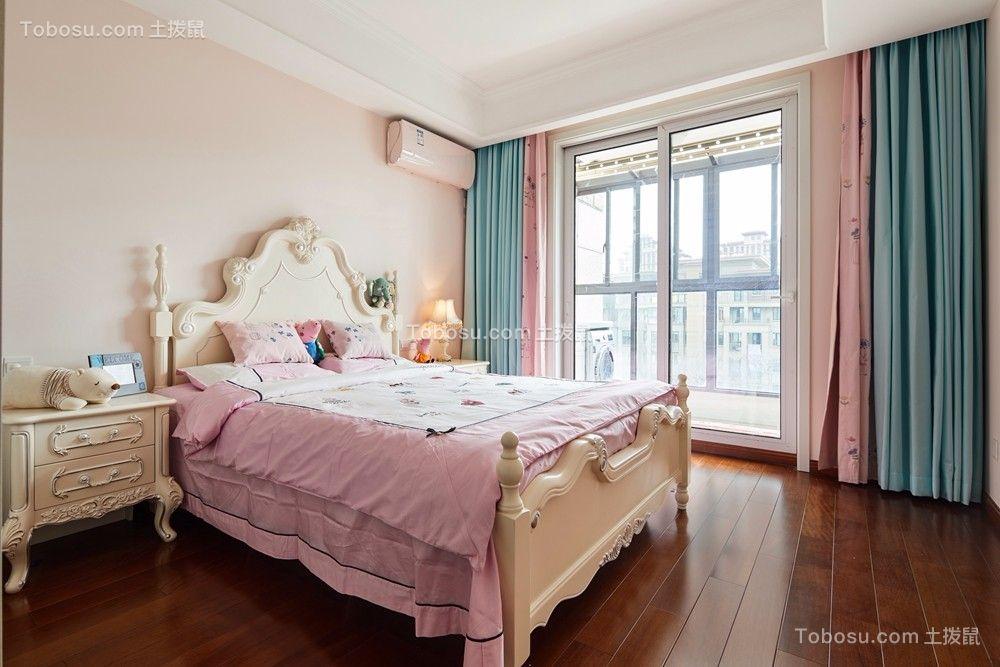 2018欧式卧室装修设计图片 2018欧式窗帘装修图