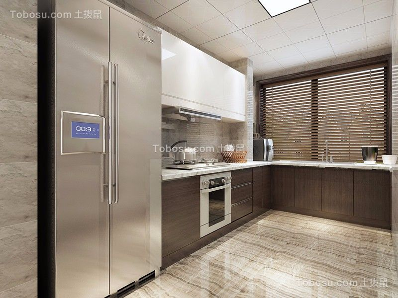 美感厨房现代室内装饰