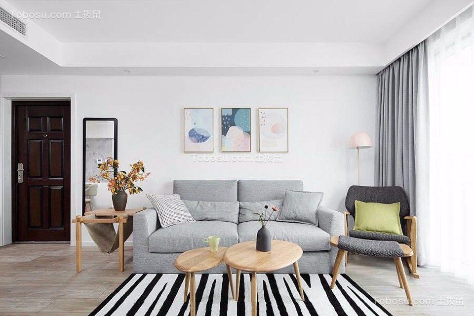 美式风格180平米别墅室内装修效果图