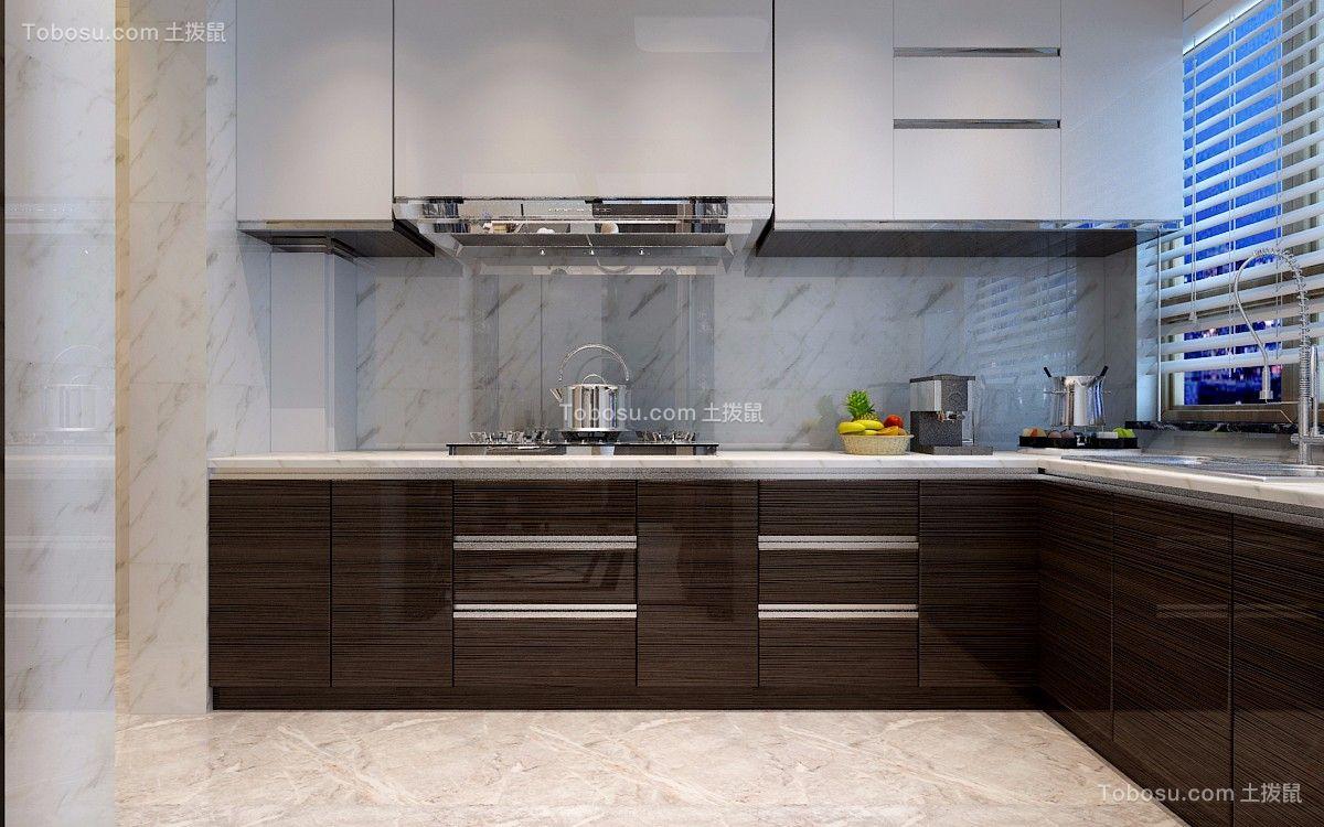 100~120m²/欧式/三居室装修设计
