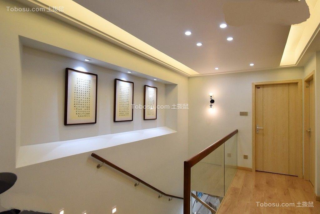 2020现代简约卧室装修设计图片 2020现代简约走廊装修设计