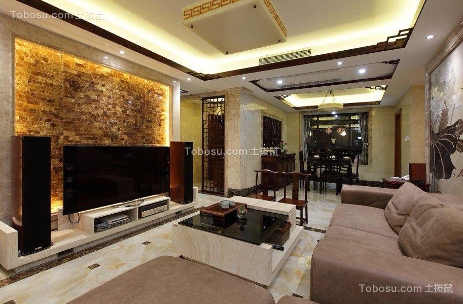 万科御龙山新中式风格经典美居