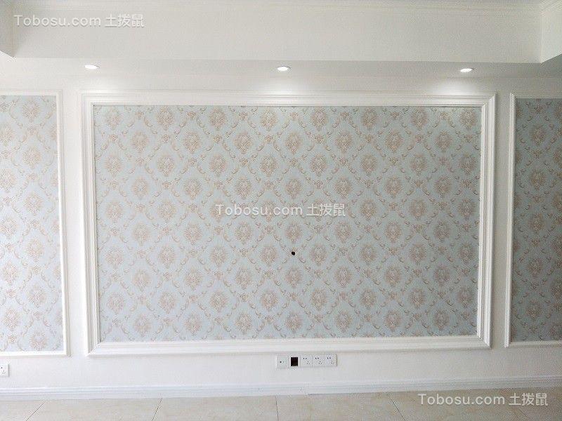 简约风格100平米三室两厅新房装修效果图