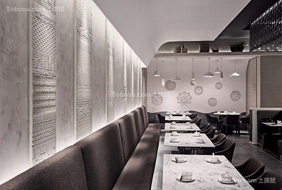 餐厅设计效果图