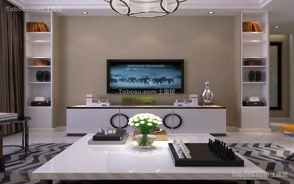 120~180㎡/新中式/三居室装修设计