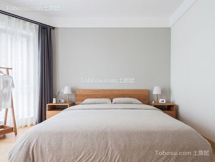 100方日式风格二居室装修效果图