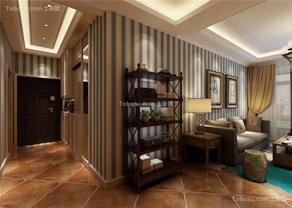2018现代简约110平米装修设计 2018现代简约套房设计图片图片
