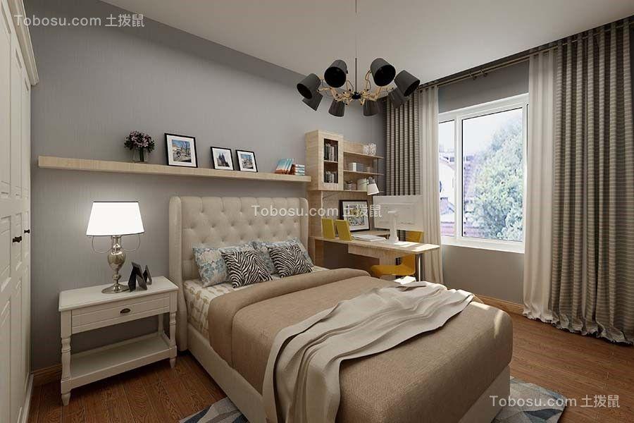上海现代LOFT156平米现代简约风格效果图