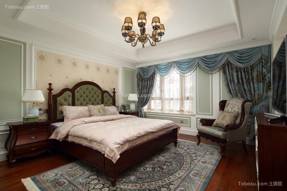 简欧风格260平米别墅室内装修效果图
