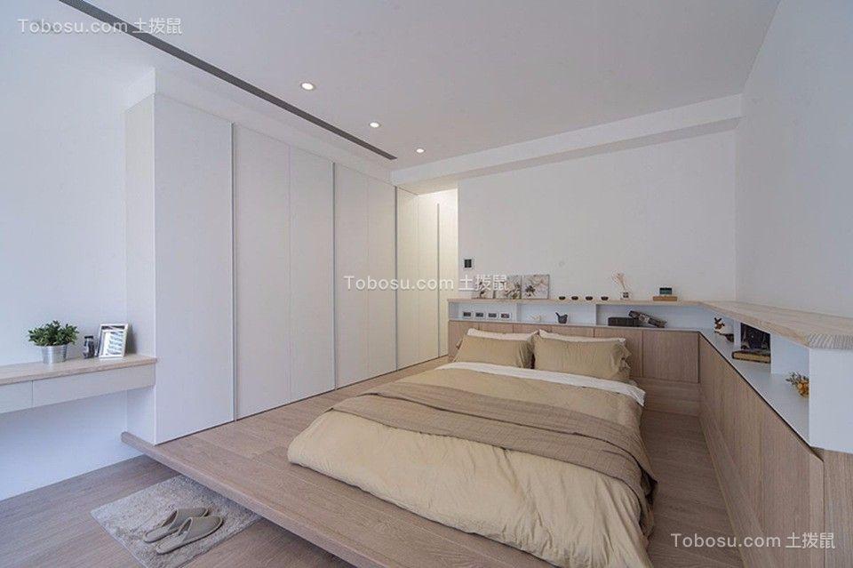 2019日式卧室装修设计图片 2019日式衣柜装修效果图片