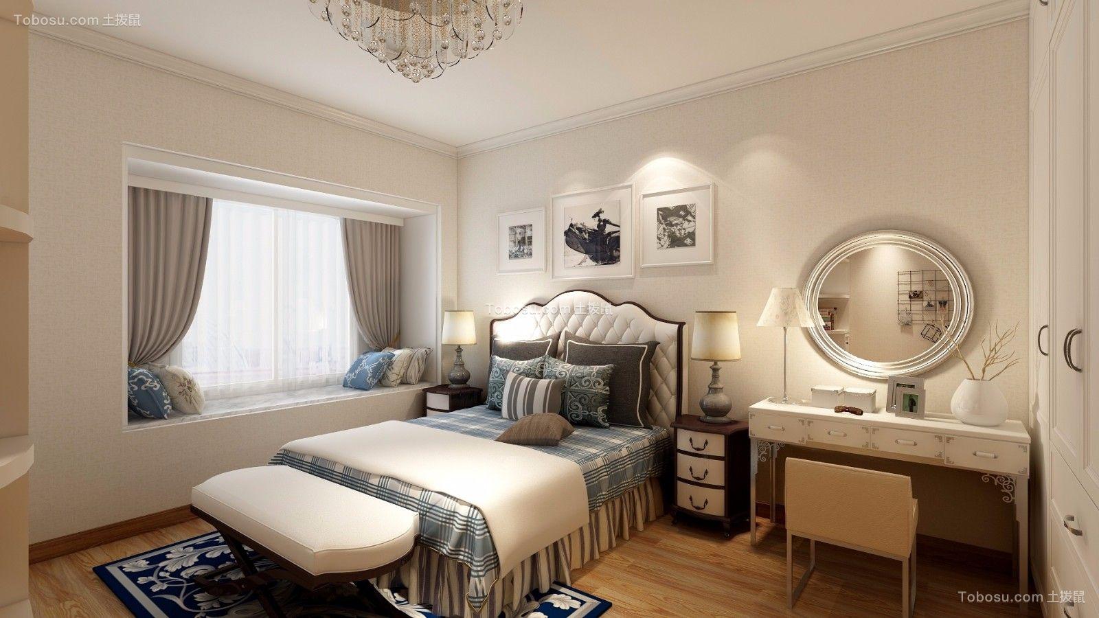 卧室飘窗欧式风格装饰设计图片图片