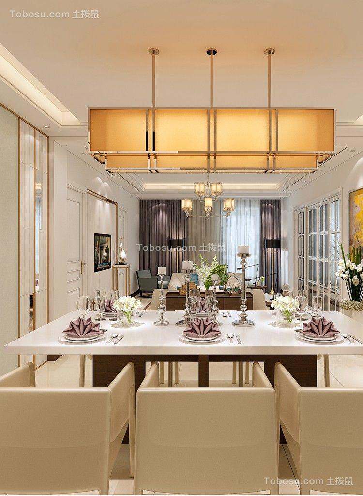 欧式风格281平米别墅室内装修效果图