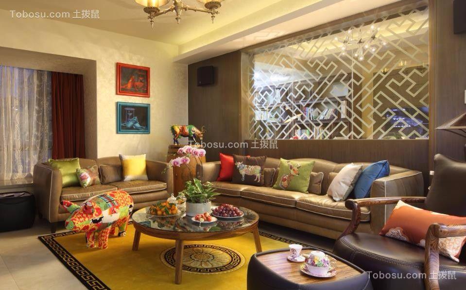 时尚沙发装潢设计图片