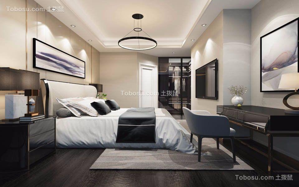 潮流卧室案例图片