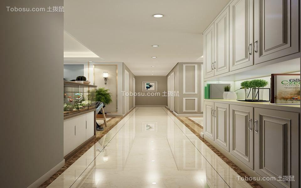 济南生活家路劲东城127平现代简约设计案例