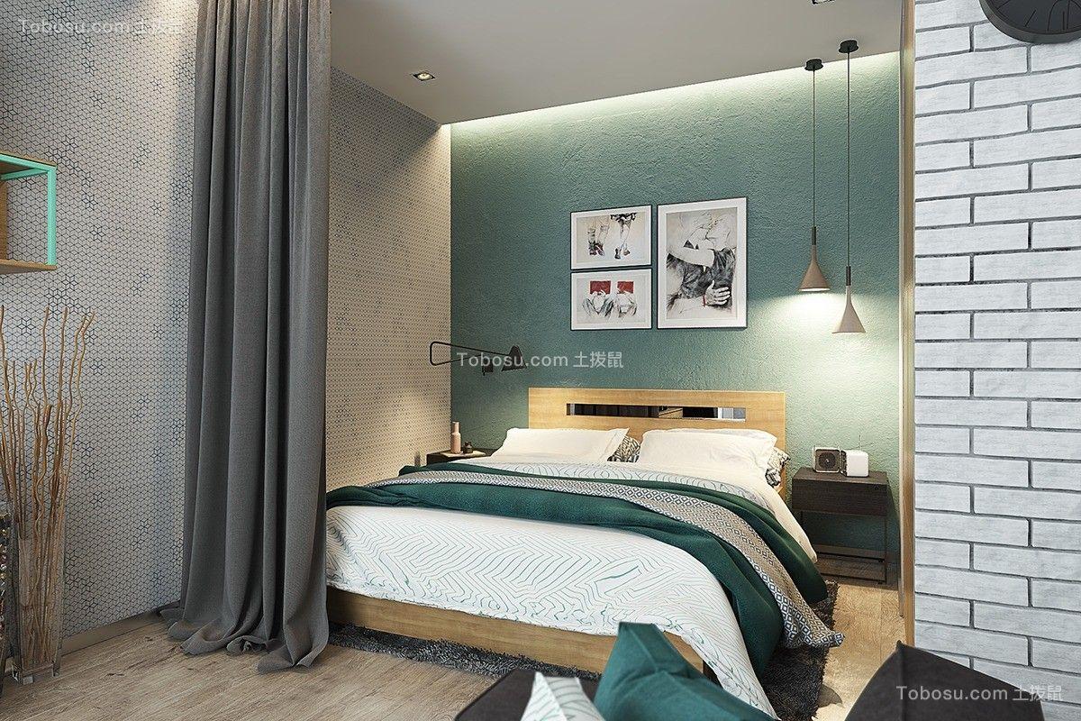 2019北欧景观装修设计卧室2019北欧床图片当需要建筑师或图片设计师图片