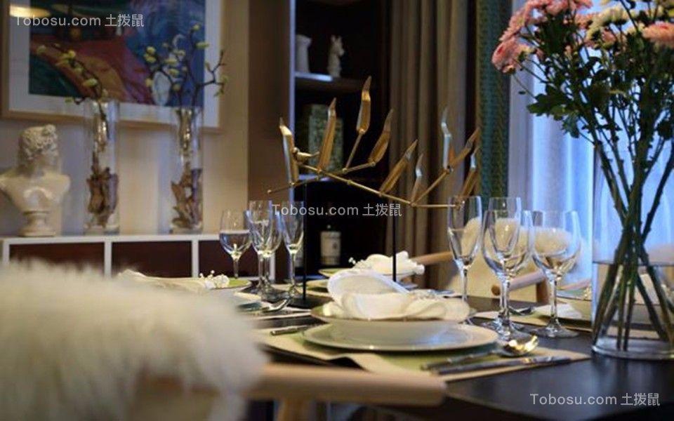 迷人餐桌设计方案
