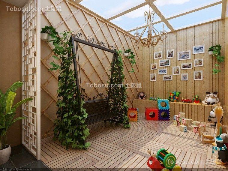 2020欧式儿童房装饰设计 2020欧式细节装修图片