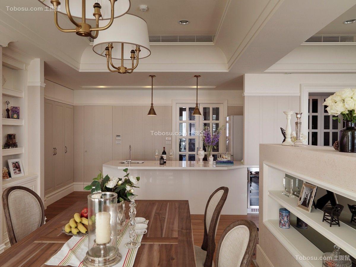 低调优雅餐厅室内装饰