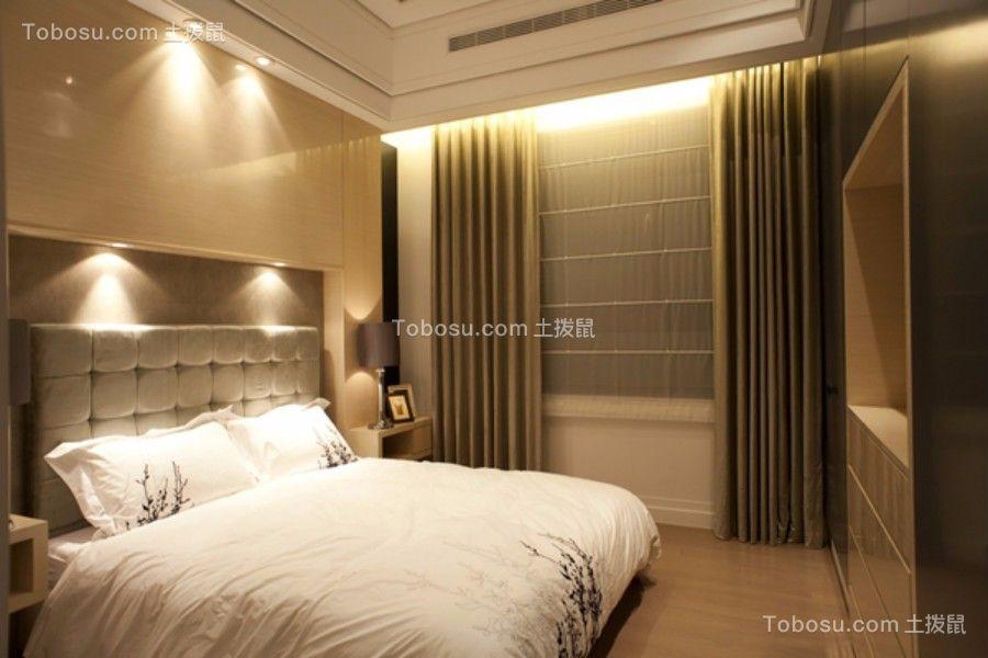 重庆金科时代中心121平米简约风格效果图