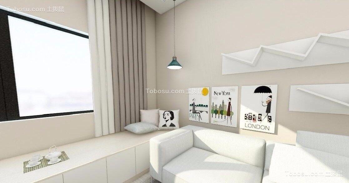 170平欧式风格套房装修效果图图片