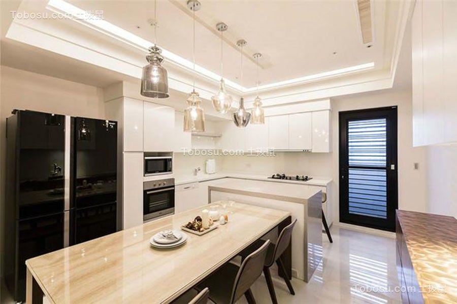 精思创意,依托原布局的巧妙设计,打造明亮大气现代家装!