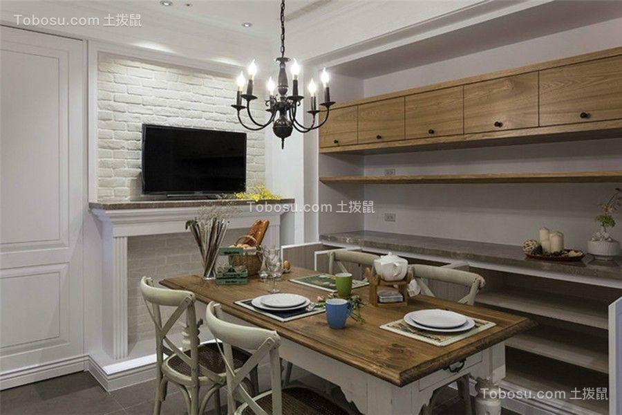 特性格调与实用功能并重,创造不一样的美式家装!