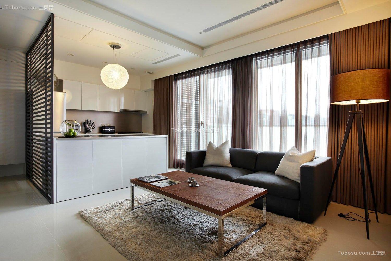 2018简欧客厅装修设计 2018简欧沙发装修设计