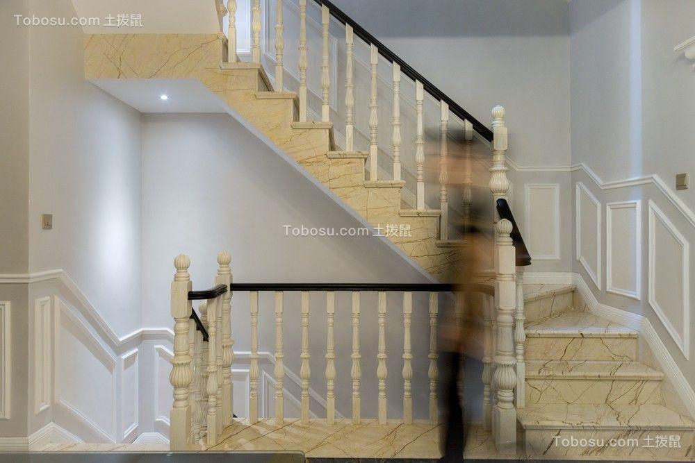 重庆春华秋实联排|法式新古典风格|装修实景图