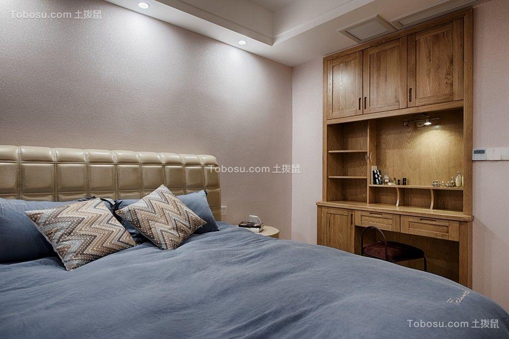 2020现代卧室装修设计图片 2020现代书桌装修图片