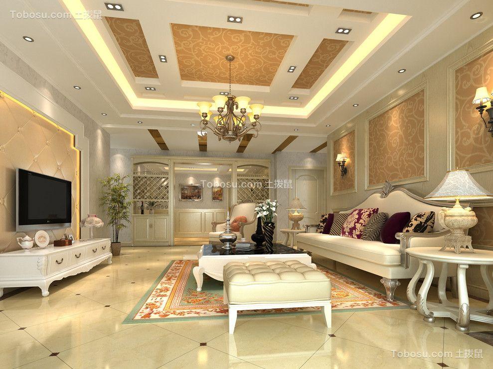 2019现代欧式客厅装修设计 2019现代欧式沙发装修设计