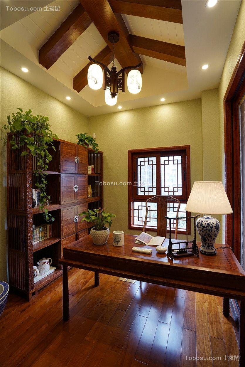 创意中式图片软件红色室内装修门窗室内设计书桌著作权图片