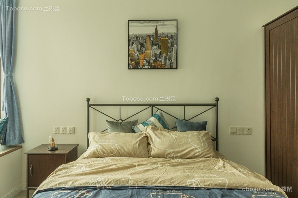 最新卧室现代装饰效果图
