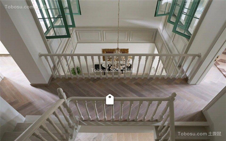 客厅咖啡色走廊现代欧式风格装潢效果图