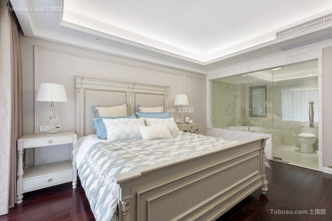 2019法式卧室装修设计图片 2019法式背景墙图片