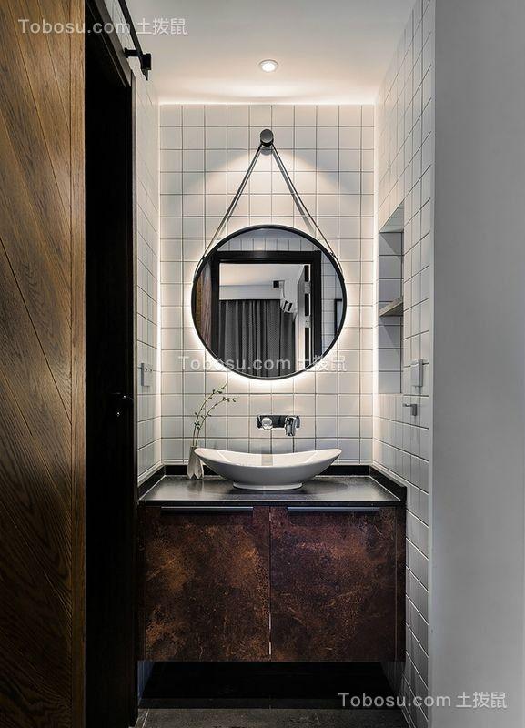 2020后现代卫生间装修图片 2020后现代洗漱台装饰设计