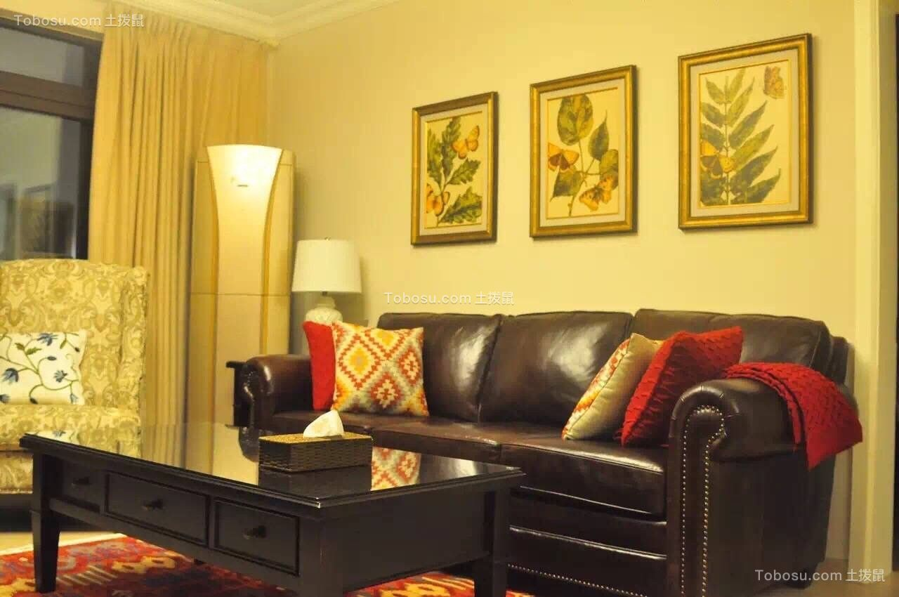 175平古典风格三居室装修效果图