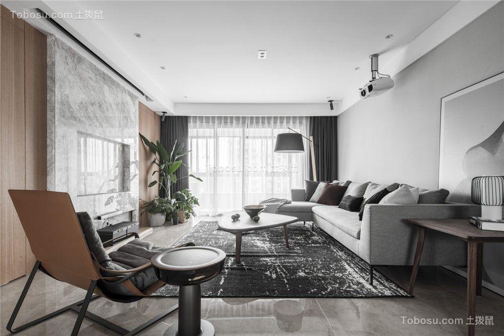153平现代简约风格套房装修效果图