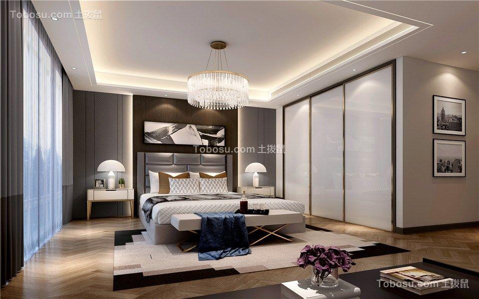 400平中式风格四室两厅装修效果图