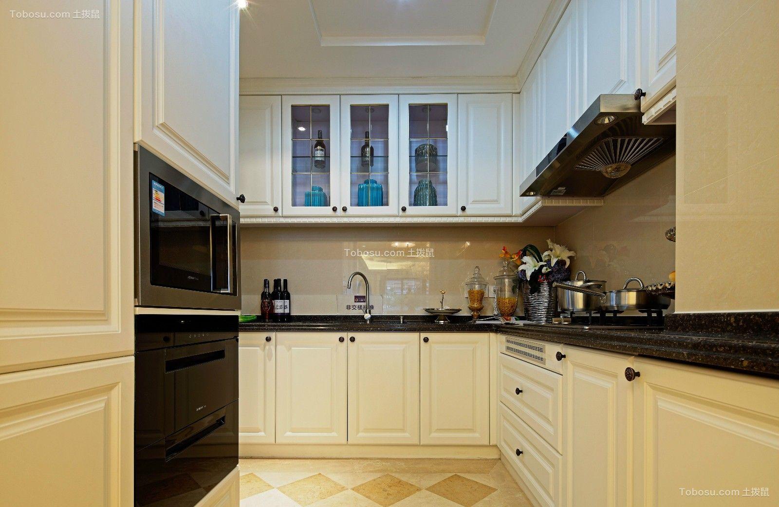 新古典厨房橱柜案例图片