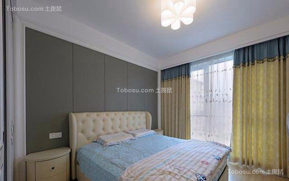 简洁卧室家装设计
