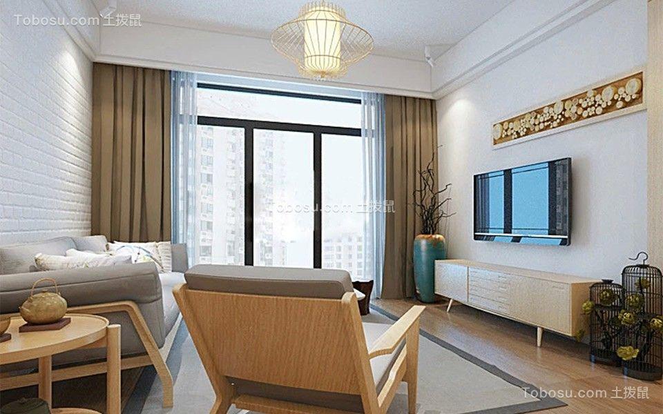 156平现代简约风格四居室装修效果图